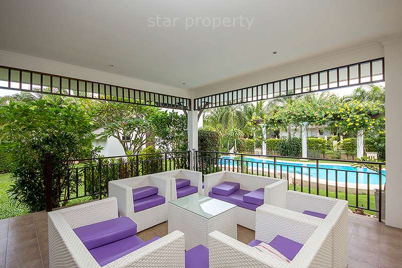 pool villa vacation home for sale near khao tao beach