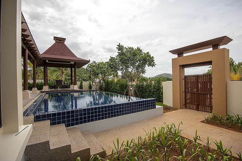 Garden around for rent hua hin