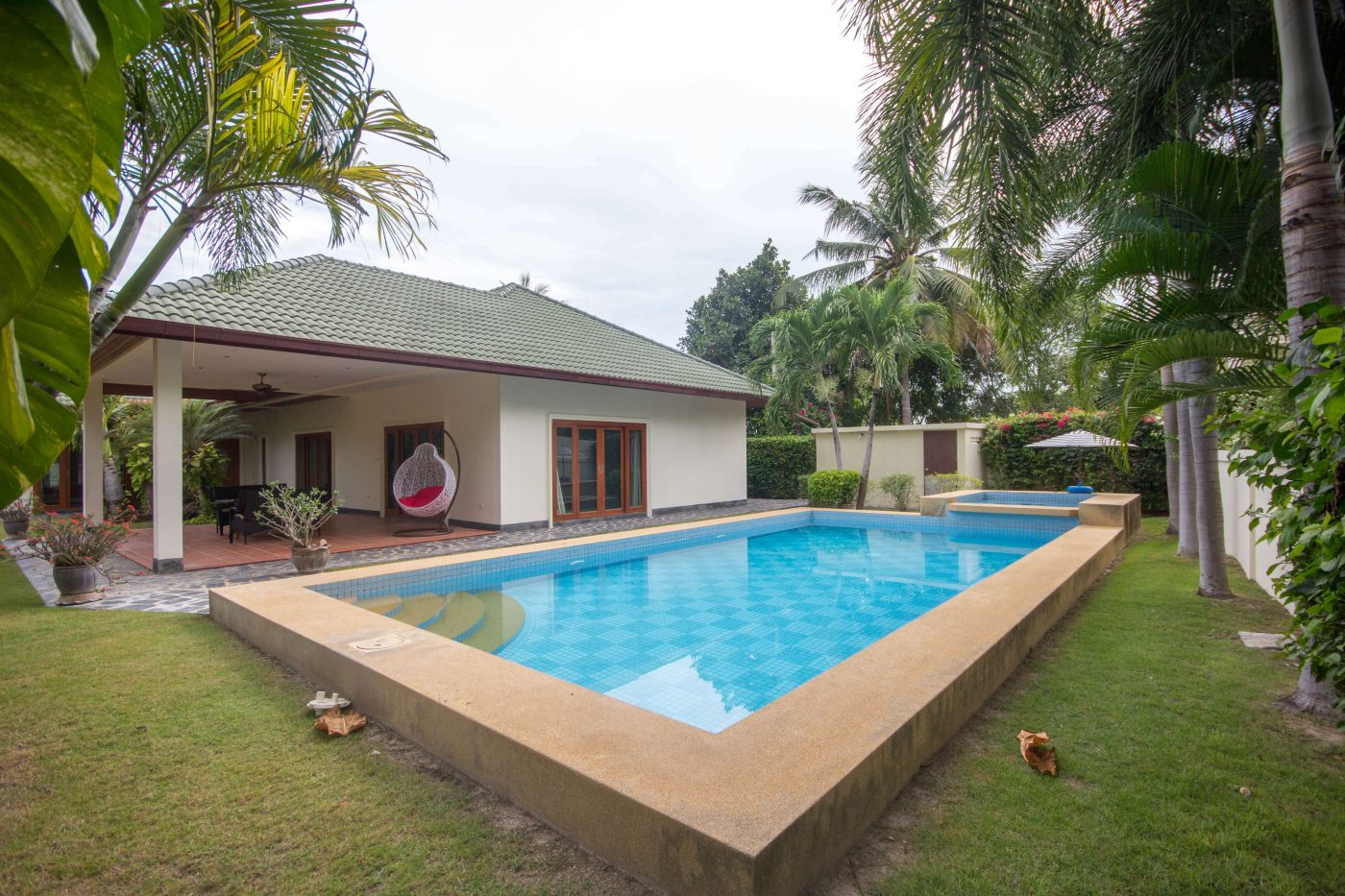 Stunning Property for Rent at Coconut Garden Hua Hin Soi 70