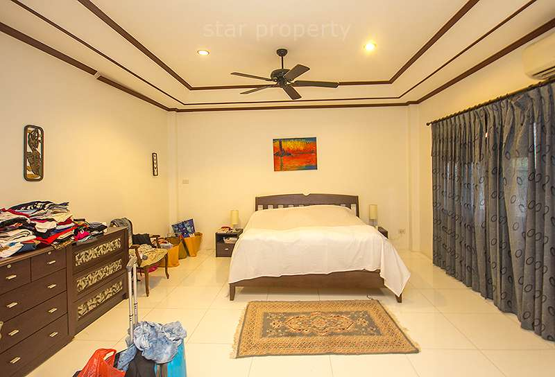 3 bedroom nice pool villa for rent