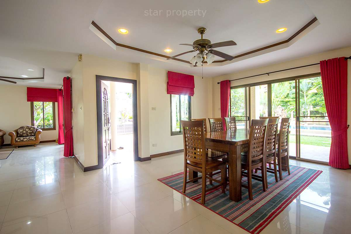 the height 1 hua hin pool villa for rent