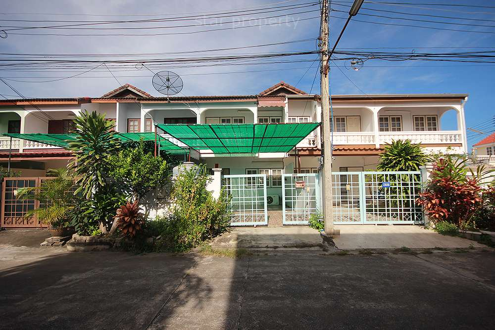 Townhouse for Rent Near Market Village at Hua Hin Soi 88/1
