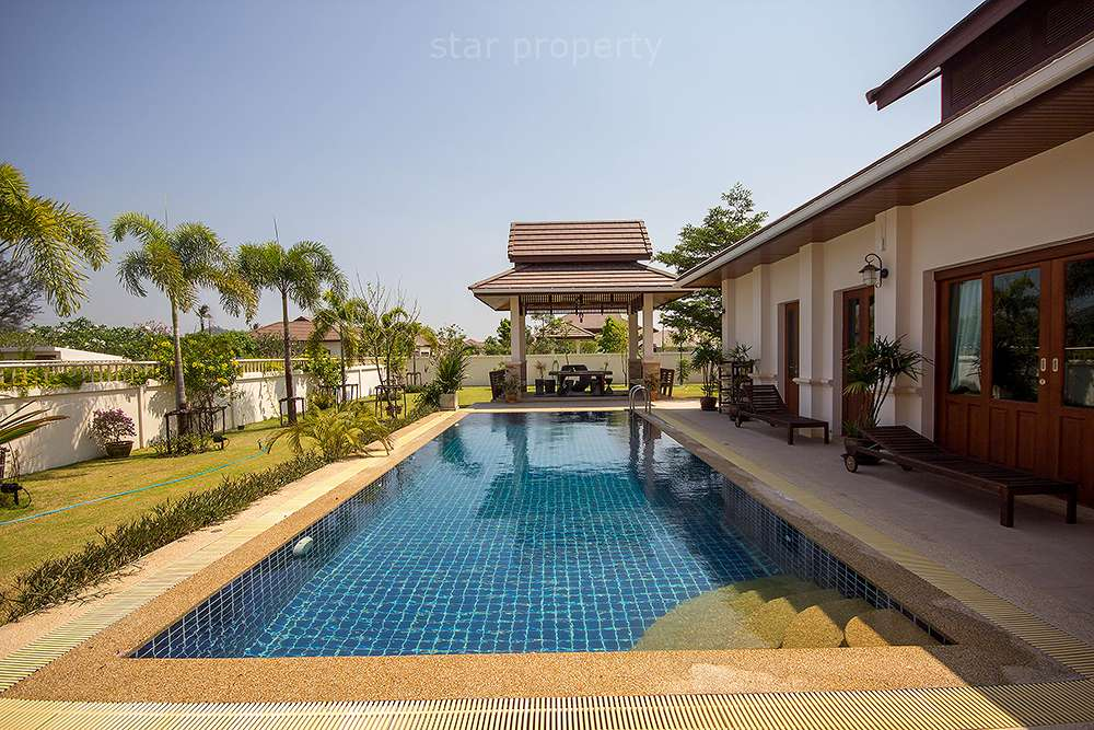 Luxury 3 Bed Pool Villa on Soi 88 at Hillside Hamlet