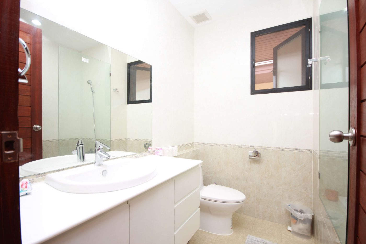Front of house for rent hua hin