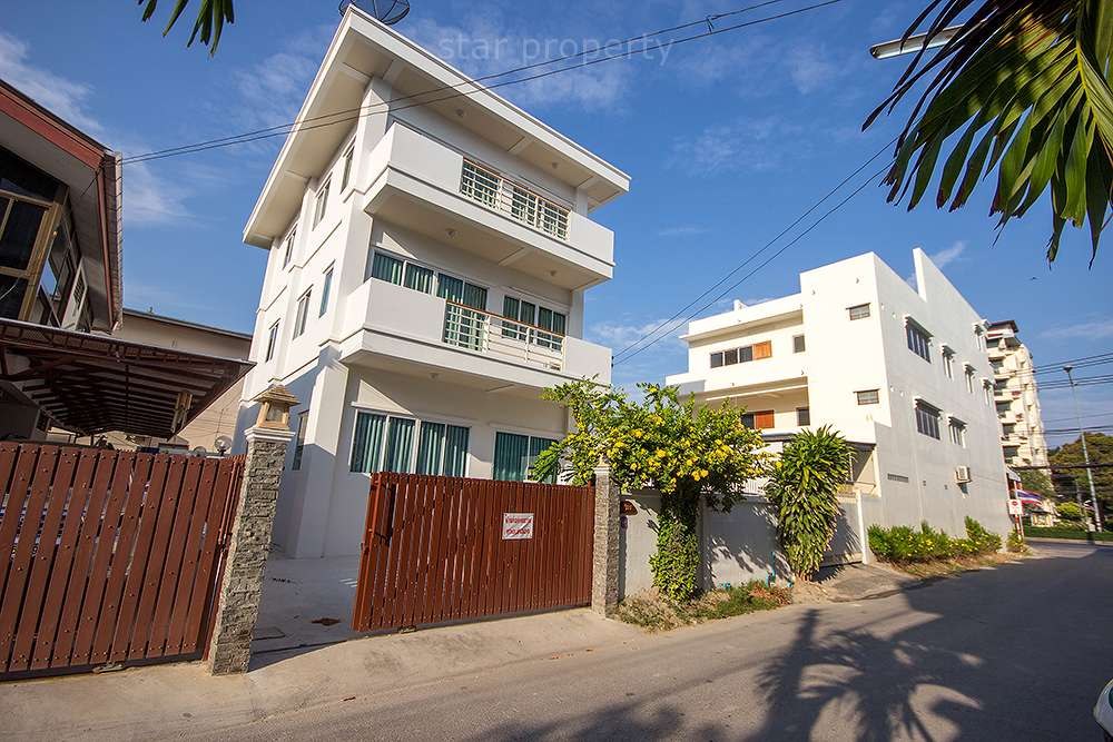 3 storey house for rent hua hin