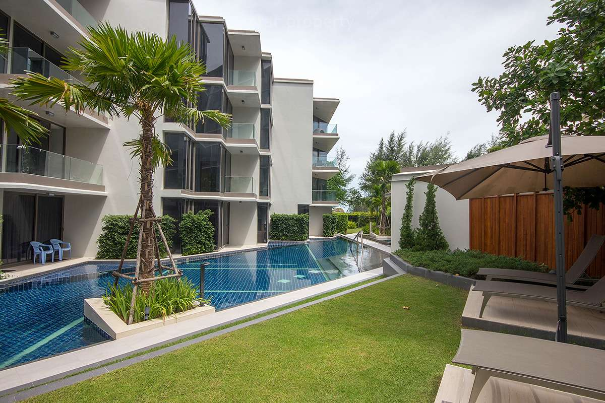 1 Bedroom apartment for rent hua hin