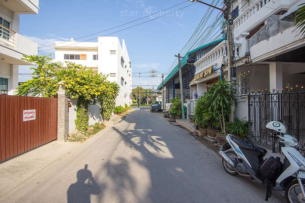 hua hin good location house rental