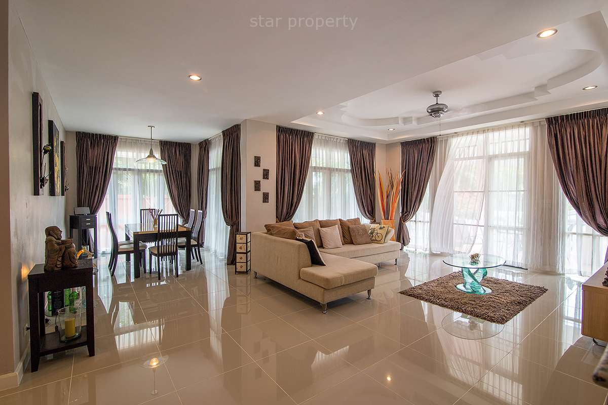 2 Bedroom Bungalow on Soi 6 for sale at Emerald Hill Hua Hin