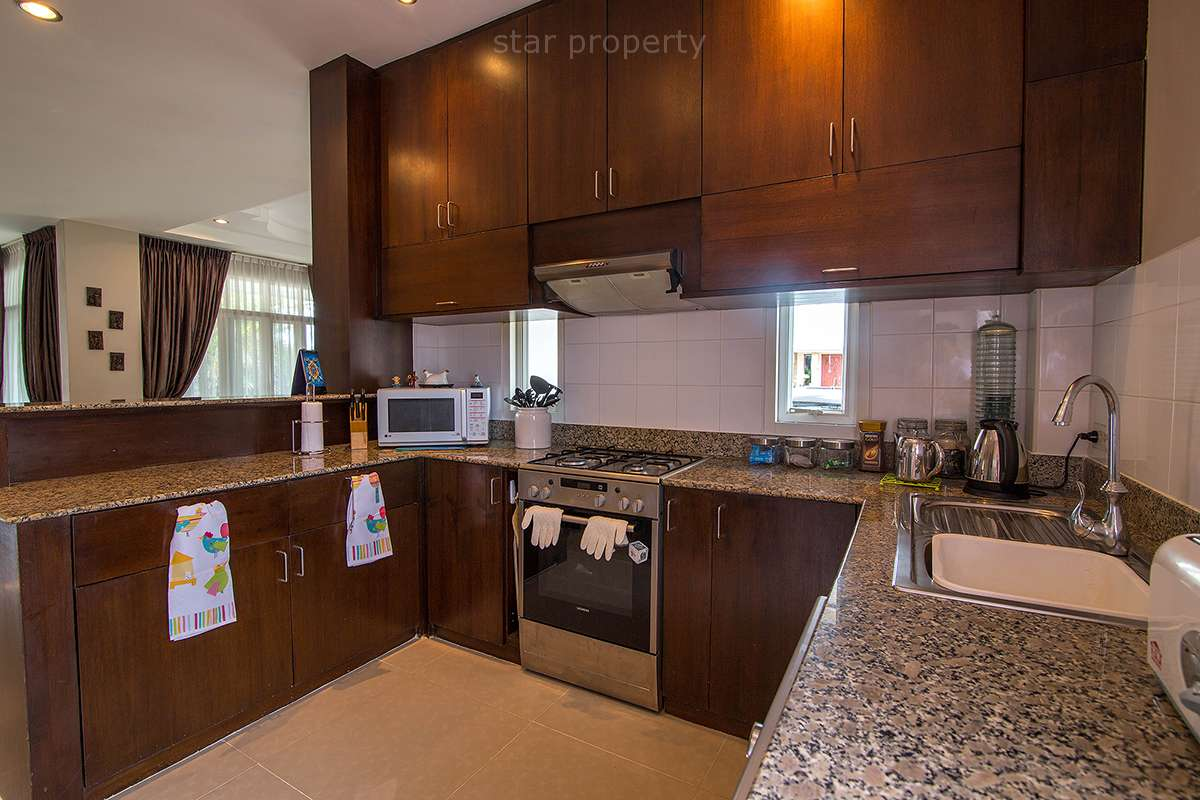 fully furnished 2 bedroom house
