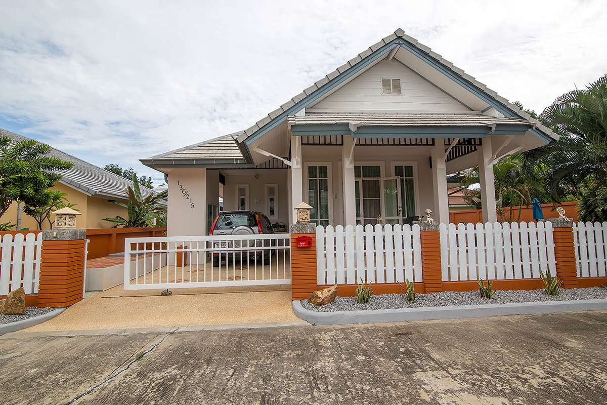 2 Bedroom Bungalow on Soi 6 at Emerald Hill Hua Hin