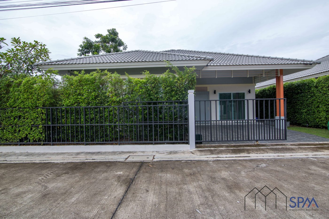 3 Bedroom Villa for Rent at Lavallee Light  Soi 70