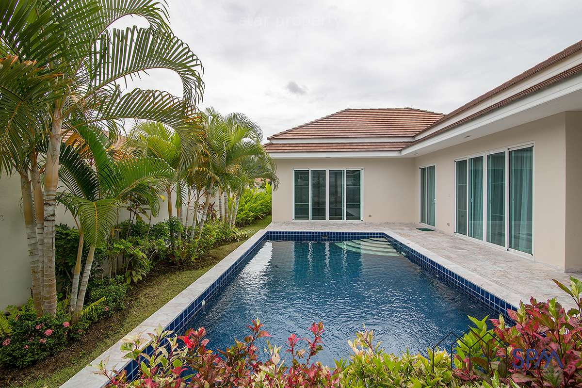 Hua Hin modern house for rent
