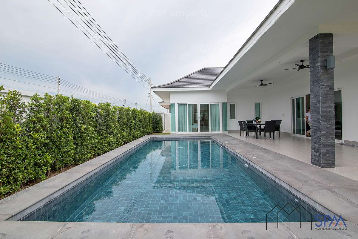 3 bedroom villa for rent Hua hin