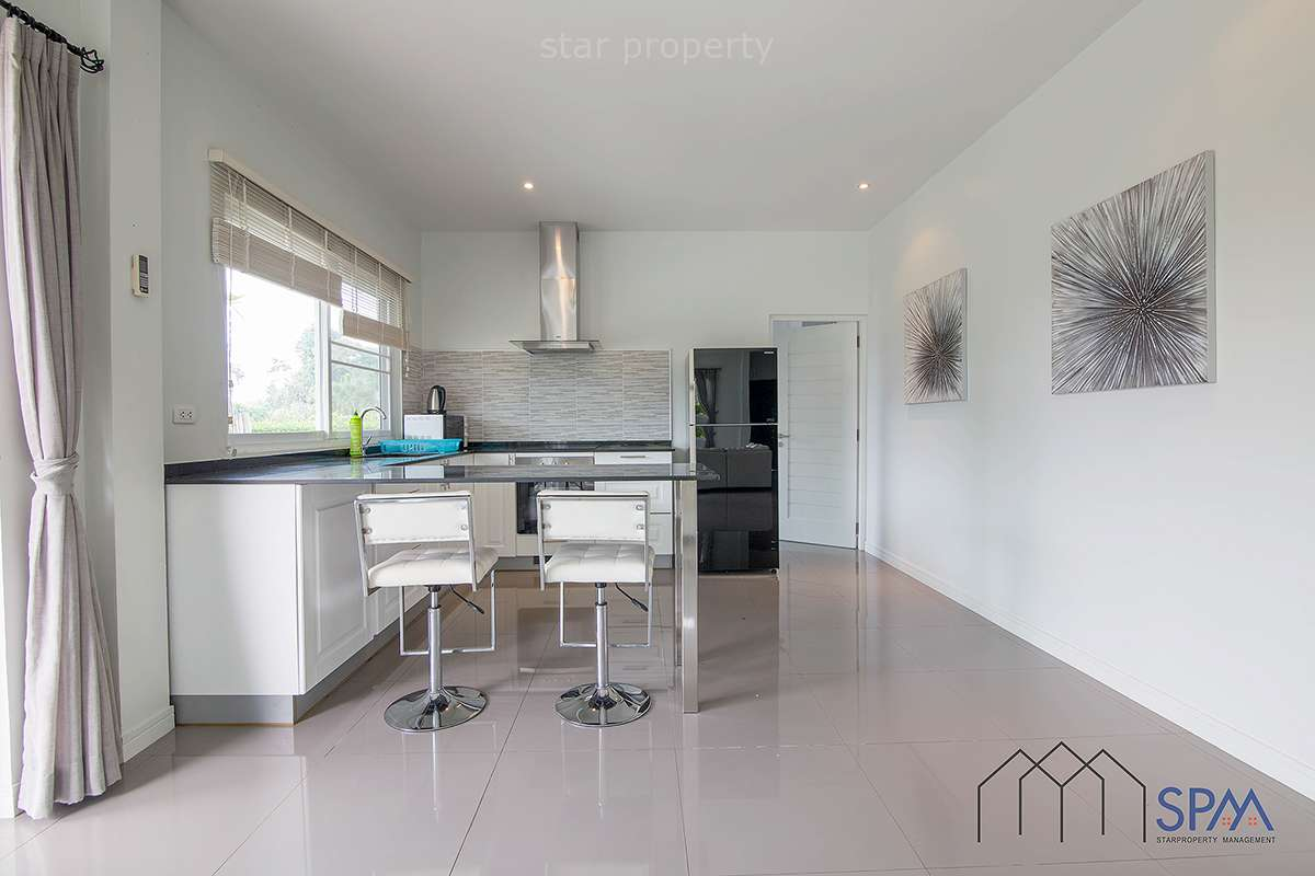 House for sale with European kitchen