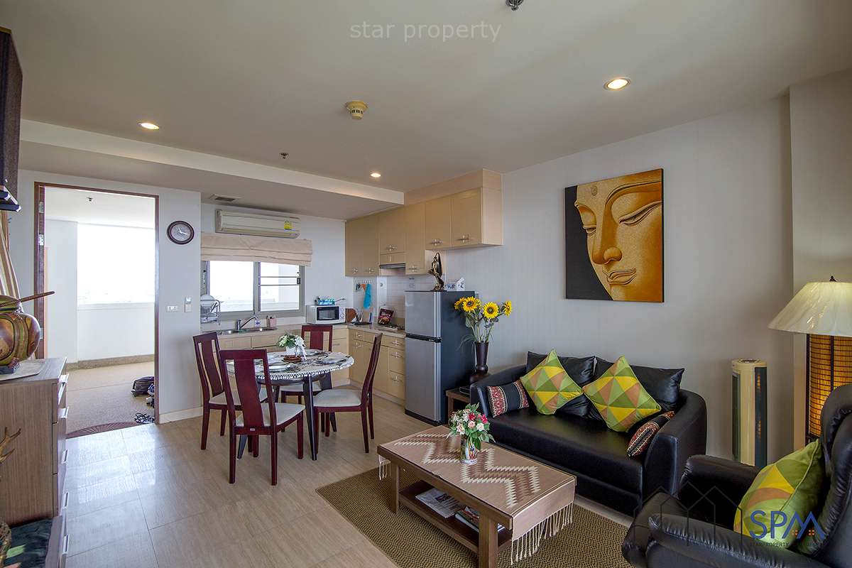 Sea View 1 Bed Condo for Sale at Boat House