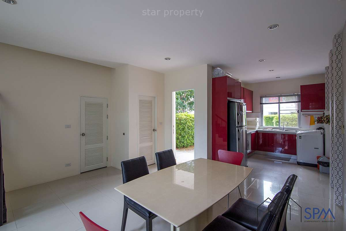 Hua Hin modern townhouse for sale