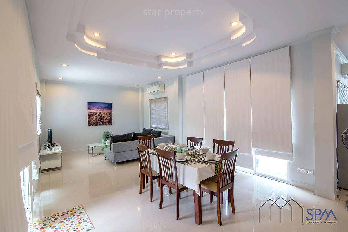 hua hin town center house for rent