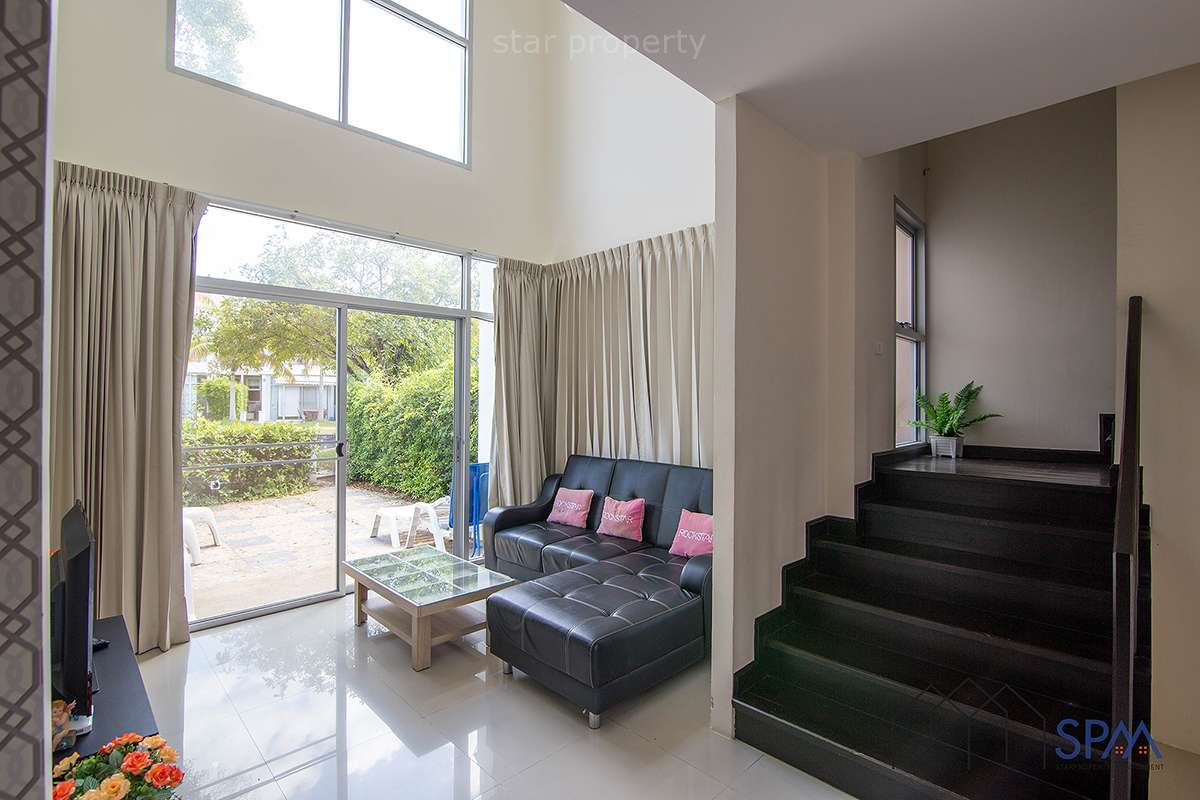 townhouse hua hin for sale
