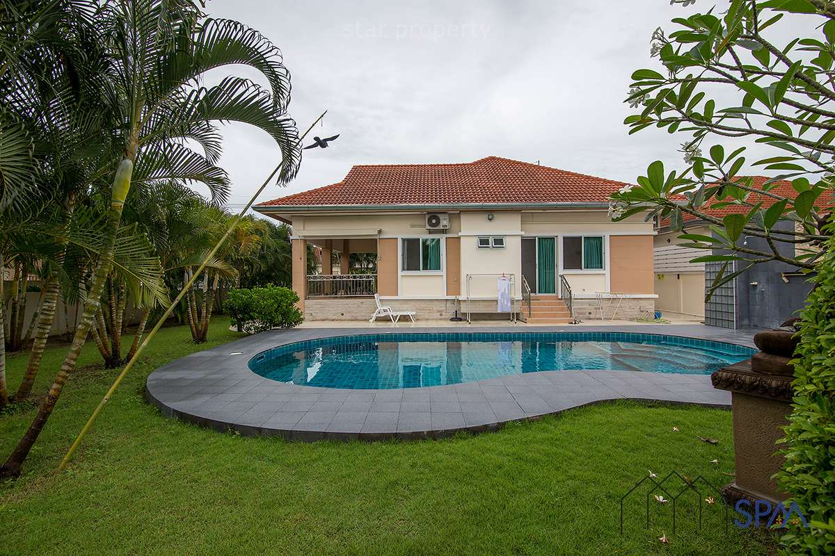 Pool Villa for Sale Hua Hin Soi 70 at Baan Thai Village 2