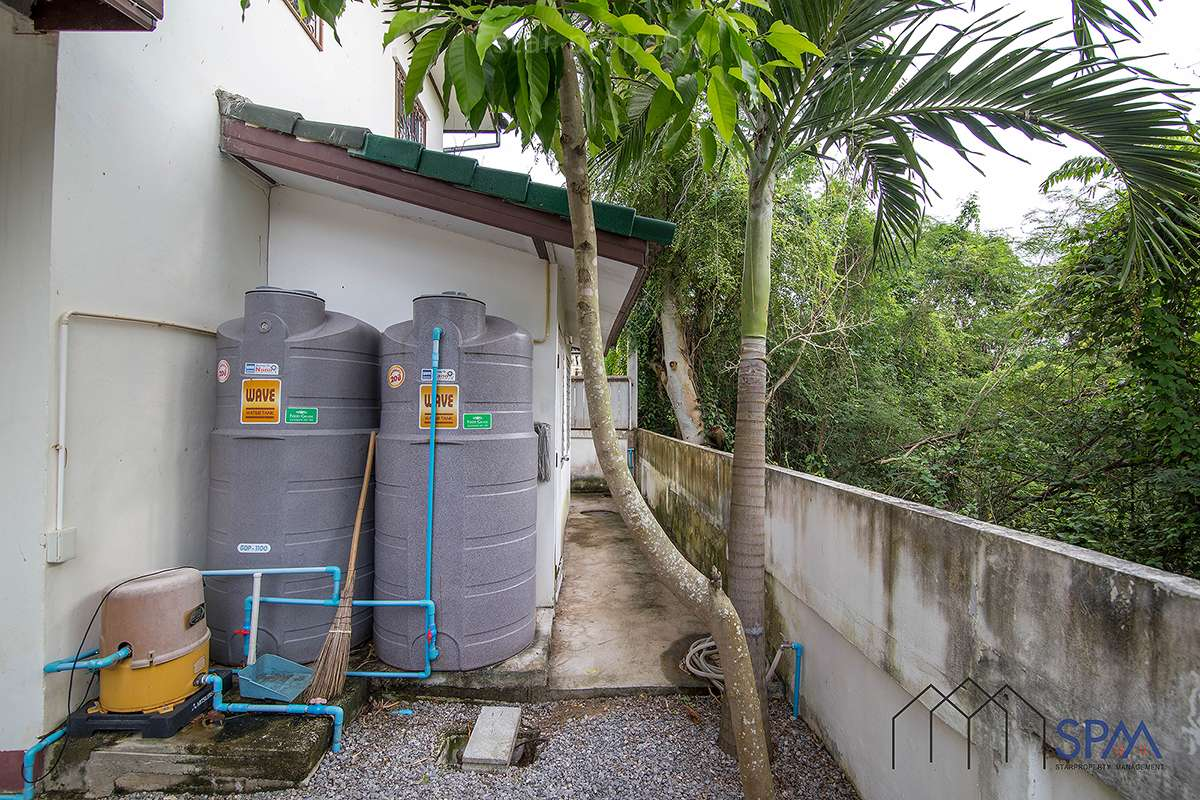 hua hin near town 3 bedroom house for sale