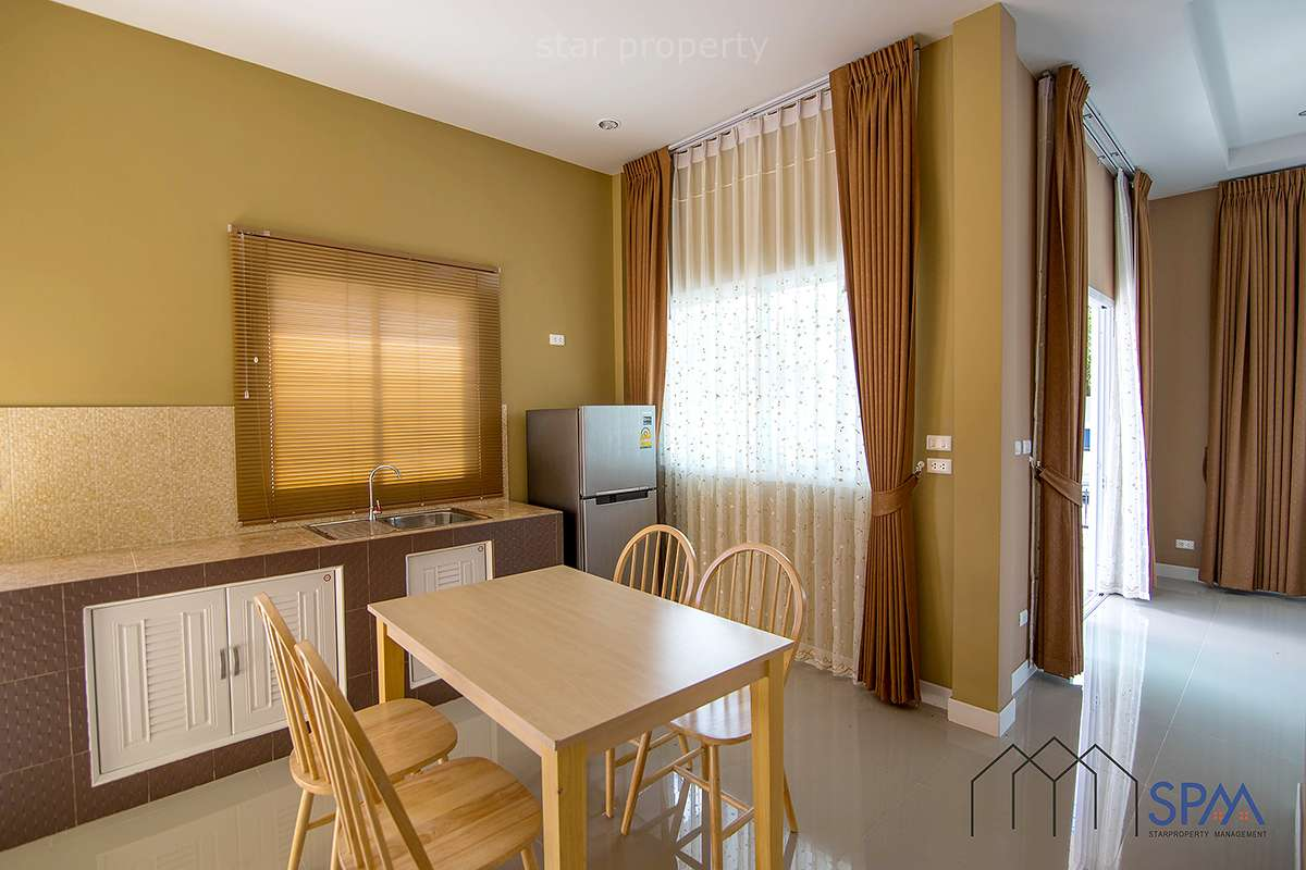 Furnished European kitchen house for sale