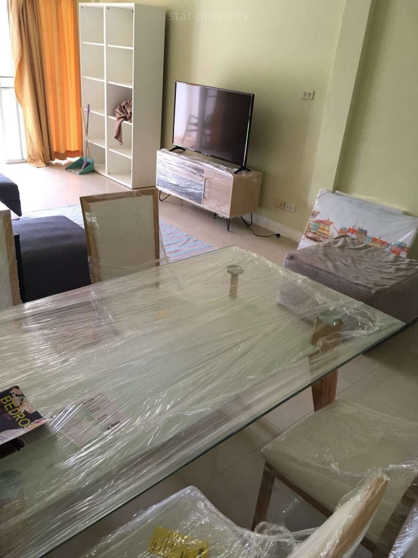 fully furnished townhouse for sale