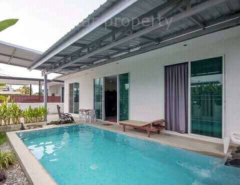 2 Bedroom House for Rent at Hua Hin Soi 102