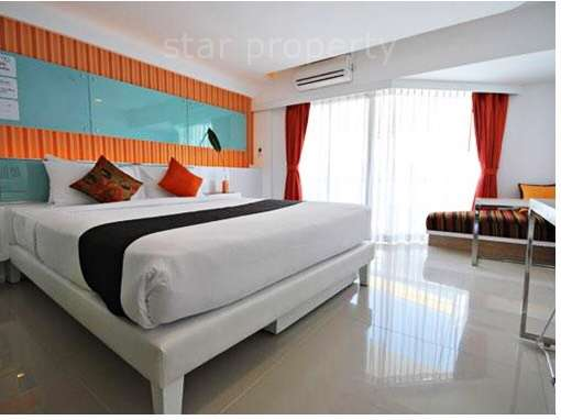 Pool View Resort Style Studio at Hin Nam Sai Suay Hua Hin