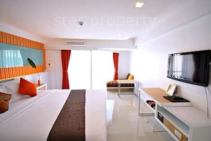 downtown hua hin studio condo for sale