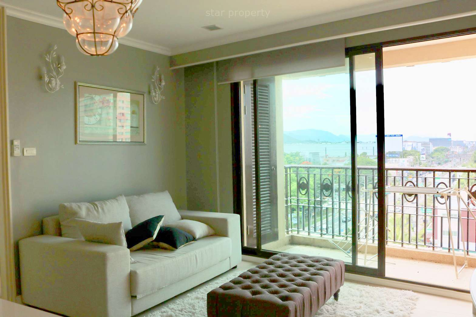 hua hin 1 bedroom sea view unit for sale good price
