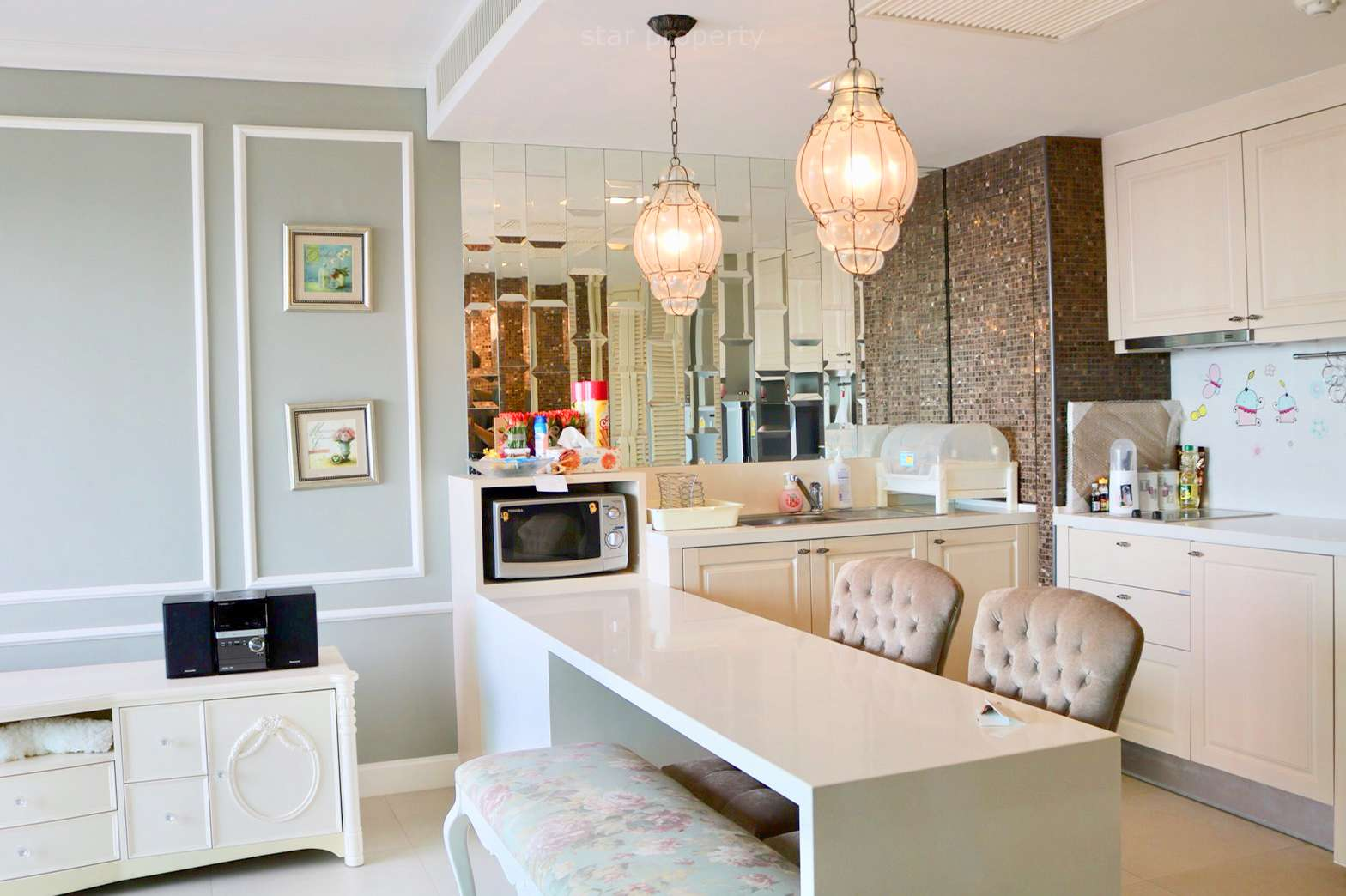 beachfront 1 bedroom condo for sale Hua Hin