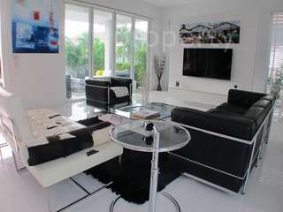 Living room in nice house