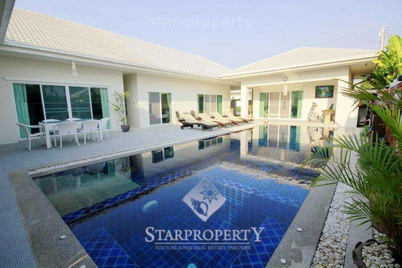 Beautiful Pool Villa For Rent Hua Hin Soi 88 at Beautiful Pool soi88
