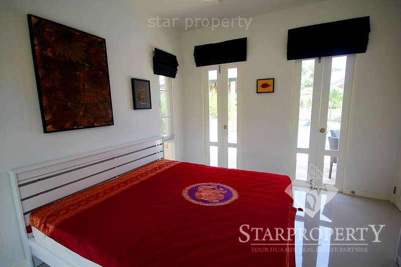 bedroom villa for sale hua hin