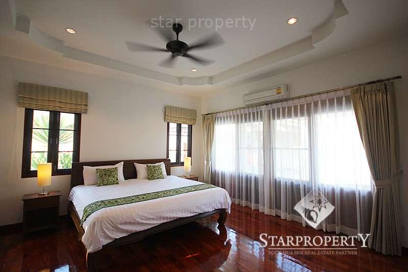 smart house village villa for rent