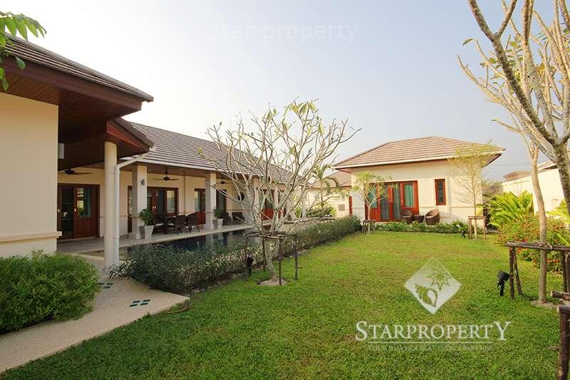 Beautiful Pool Villa For Rent Hua Hin