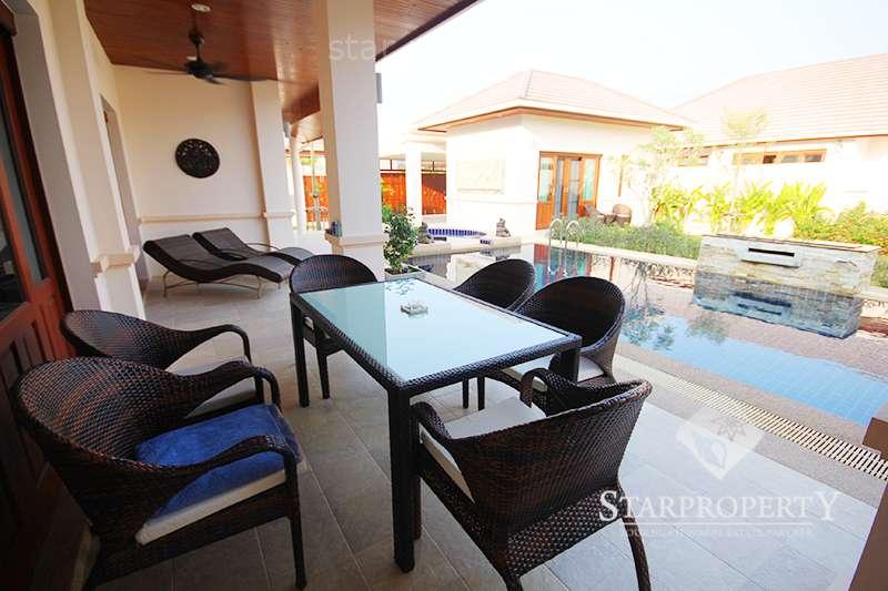 village villa for rent