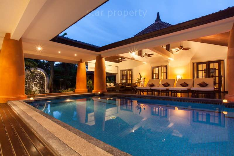 hua hin sale villa cheap price