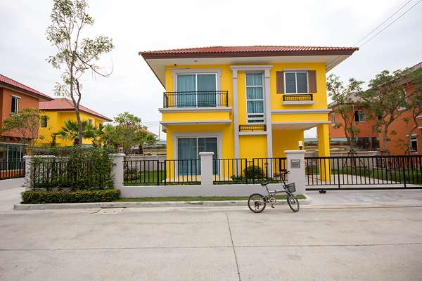 New Two Storey villa for Rent