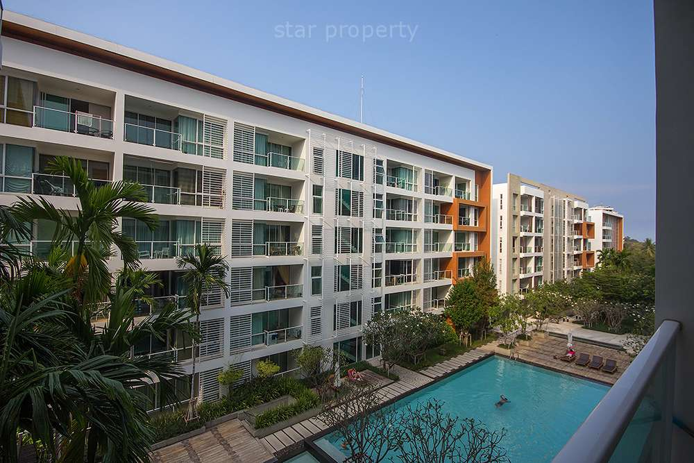 The Breeze condo for sale at soi Hua Don 4