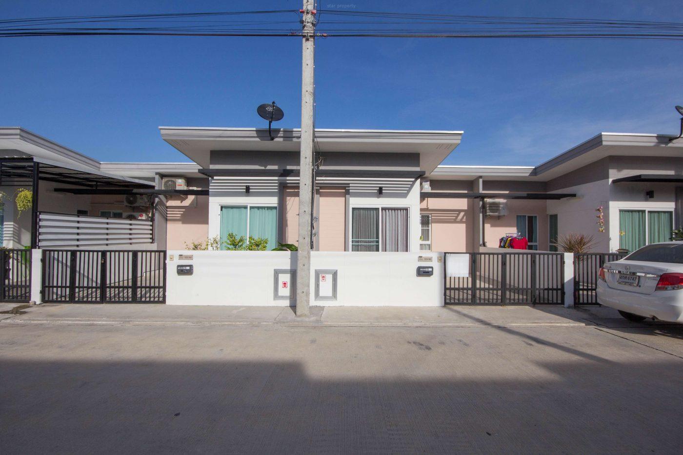 hua hin near makro villa for rent