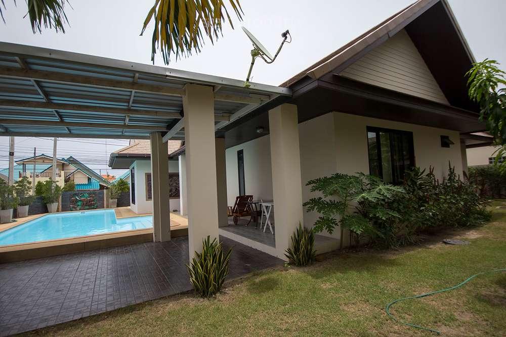 Beautiful Pool Villa Soi 102 for Rent at Hill Village 39/346