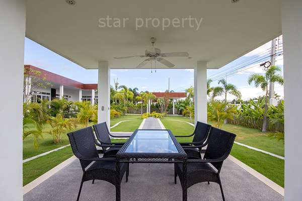 4bedroom villa for sale hua hin