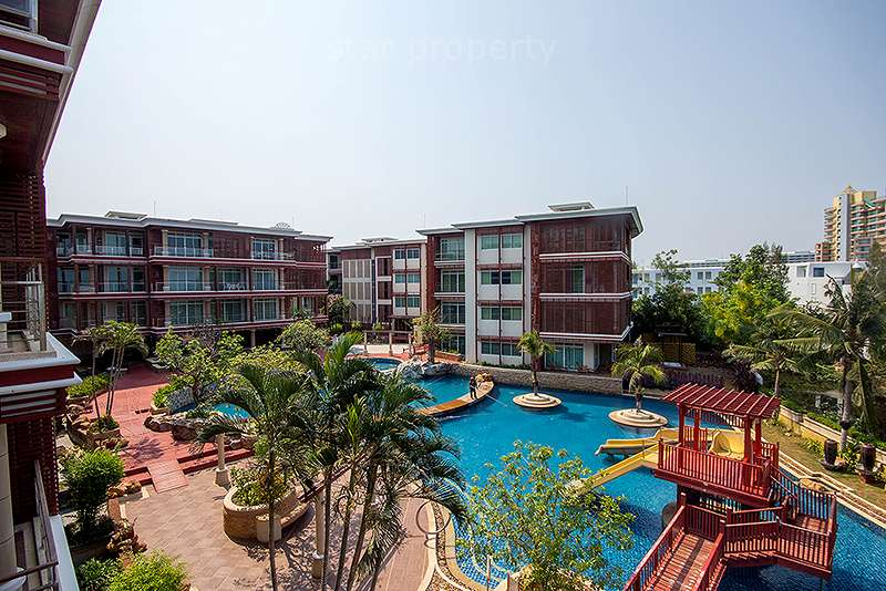 The Sea Side Condo for sale Soi 9 at Hua Hin on Soi 9