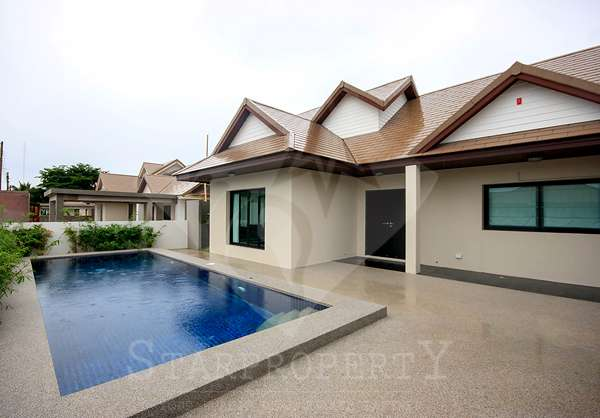 Hua Hin Hill Village 2  Villa for rent