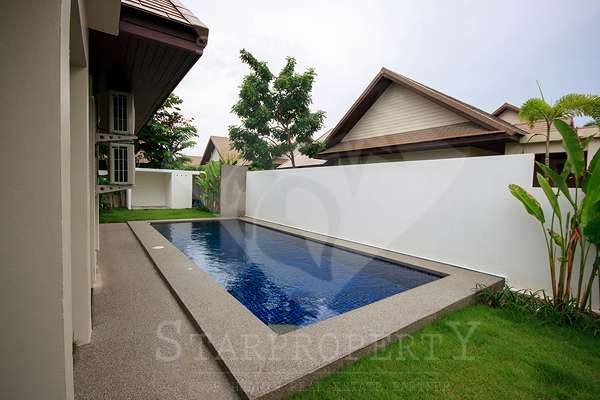 Hua Hin Hill Village Villa  Soi 102 for rent at Hua Hin Hill Village Soi 102
