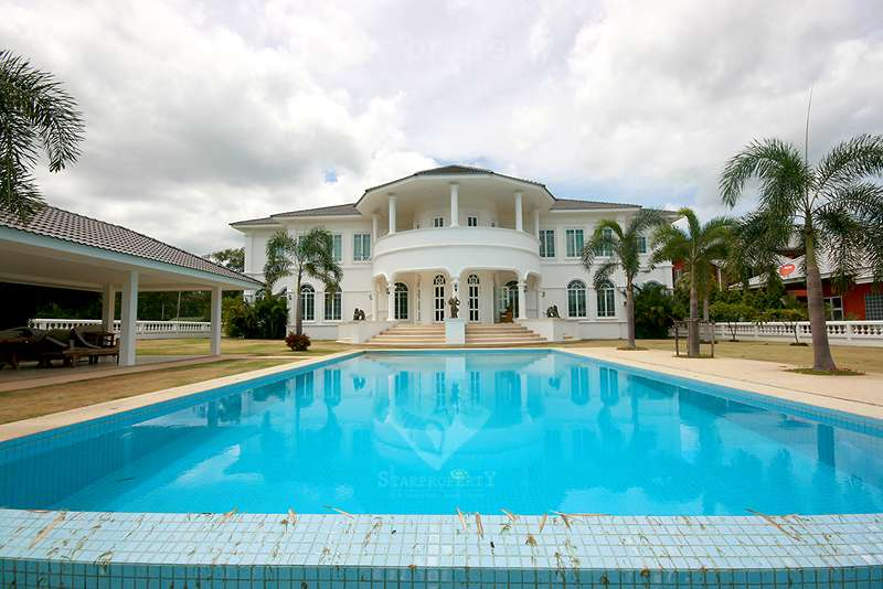 Luxury House For Rent in Palm Hills Golf Course at Star Property Hua Hin Co., Ltd 6/5