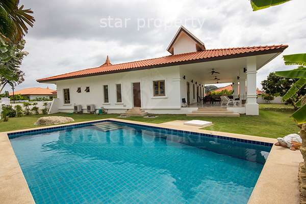 Luxury Family Home for Rent at Hua Hin District, Prachuap Khiri Khan,