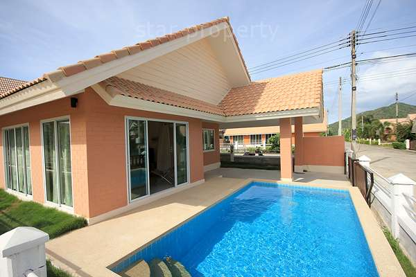 2 Bedroom Bungalow in Hua Hin for Sale at Dusita 1 soi112