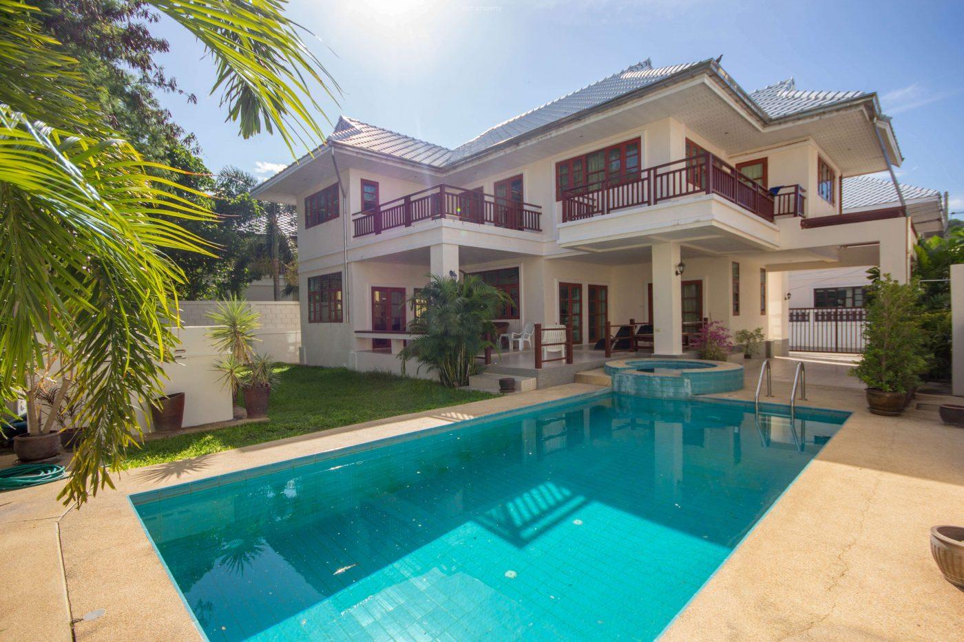 hua hin villa for rent
